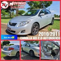 Toyota Corolla 2010/2011 Xei 2.0 Aut