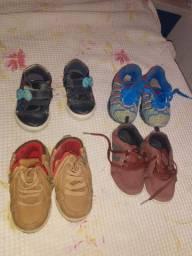 Sapatos conservados