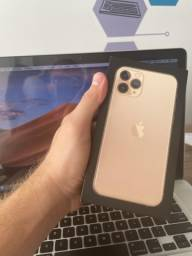 IPhone 11 Pro 64Gb Gold Novo (até 12X)