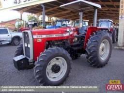 Trator Massey Ferguson 275 4x4 ano 92