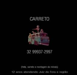 FRETE/ CARRETO preço justo