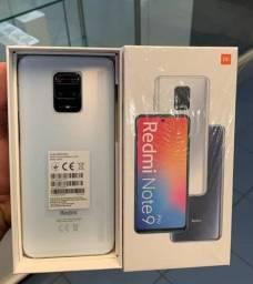 Redmi Note 9 Pro 128gb 6 ram Branco