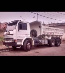 Scania P93 caçamba