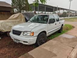 Vendo ou Troco S10 2.5 Diesel