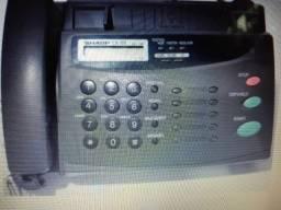 Aparelho fax/telefone