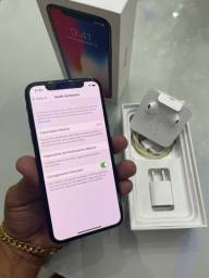 iPhone X 64gb space completo 12x262,00