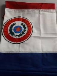 Bandeiras Nacionais Uruguai, Paraguai e Peru