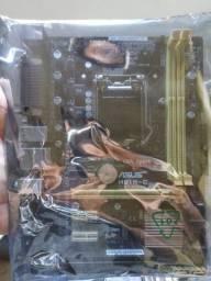 Placa Mãe Asus H81M-C