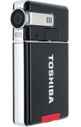 Filmadora Toshiba Camileo S10 (Usada)  Desapega Total!