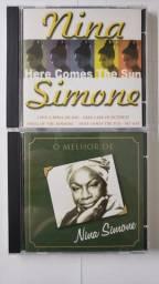 Lote 2 Cds - Nina Simone