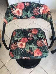 Cadeira de cabeleireira 120,00
