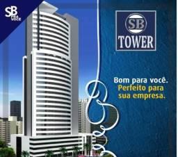 Salas comerciais bem localizadas - Edf SB Tower