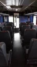 Ônibus rodoviário volvo b10 m - 1991