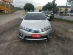 Toyota Corolla Toyota corolla gli upper autmatico ano 2016 com gnv