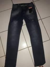 Calça jeans 42 nova