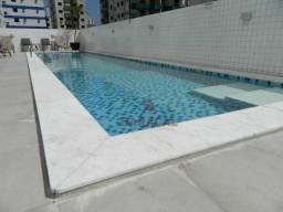 Apartamento com 2 dormitórios para alugar, 87 m² por R$ 2.100,00/mês - Campo da Aviação -