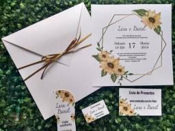 Promoção Convites Personalizados