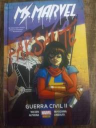 Miss Marvel Guerra Civil II