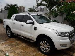 Ford Ranger Limited 2017 diesel Automatica a mais completa!!! - 2017
