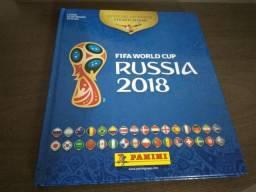 Álbum Copa do Mundo 2018 Fifa Panini
