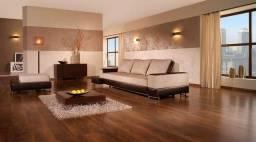 Venda, Manutenção, Instalação de persianas, cortinas, papel de parede, piso laminados etc