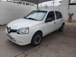 Renault Clio 1.0 - Completão - Único dono - 2014