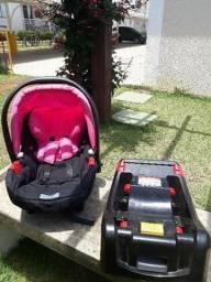 Bebê conforto Burigotto (acompanha base)