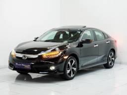 Honda Civic 1.5 Touring Turbo Automático 2017 - 2017