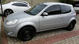 Carro Ford Ka 2010 Prata - 2010