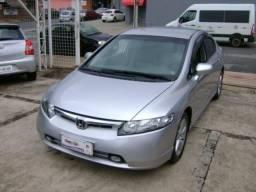 Honda civic 2008 1.8 lxs 16v flex 4p manual - 2008