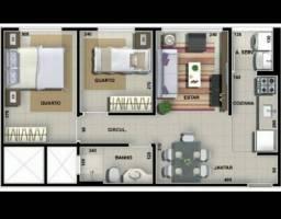 Vendo Direito Apartamento com Financiamento Aprovado