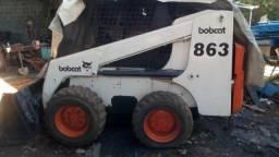Bob cat 863 turbo diesel