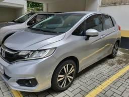 Oportunidade Honda Fit 2018 Impecável Único Dono - 2018