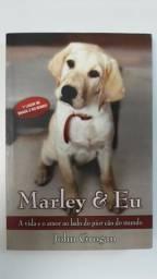 Livro Marley & Eu - Vida e Amor ao Lado do Pior Cão do Mundo