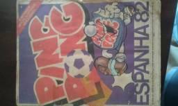 Album da Copa do Mundo de 1.982
