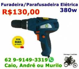 Parafusadeira 380w
