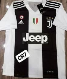 3ae3aaab34 Camisa de Futebol De time Europeu 2019