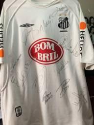 Camisa Santos Umbro 2004 -  10 Diego - Esportes e ginástica - Taguatinga  Norte ab0e7c0668c51