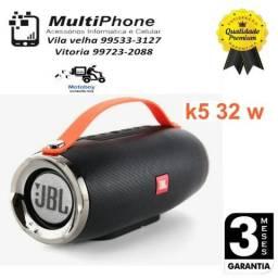 Caixa de som jbl k5 mini xtreme 32 w com alça (Promoção)