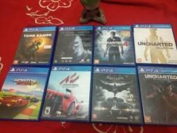 Jogos PS4 -playstation 4