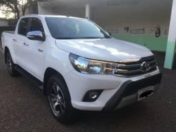 Hilux CD SRV 4X4 2.8 TDI Diesel Aut - 2017