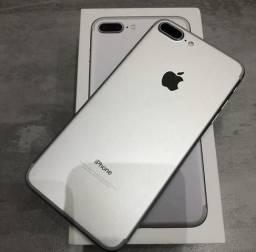 IPhone 7 Plus Silver 32GB, Seminovo Anatel