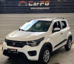FIAT MOBI WAY 1.0 - 2018 -COMPLETO