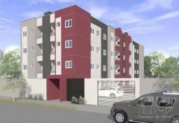 Apartamento de 2 quartos, sacada com churrasqueira com 45,10m² no bairro Parque da Fonte e