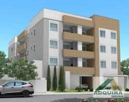 Apartamento com 2 quartos no Edifício Daniel - Bairro Orfãs em Ponta Grossa