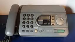 Telefone/Fax Panasonic em perfeito estado funcionando
