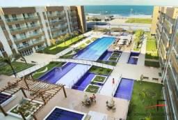 Apartamento mobiliado e decorado com 1 quarto no VG FUN, Praia do Futuro