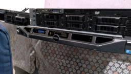 Servidor Dell R610 Six Core 2.80 GHz 64gb