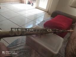Saxofone Soprano Vendo ou Troco