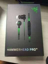 Fone De Ouvido Razer Hammerhead Pro V2 In-ear Original